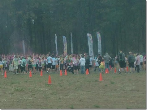 Run or Dye Color 5K