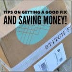 Tips for getting a great Stitch Fix Box (And what was in mine)