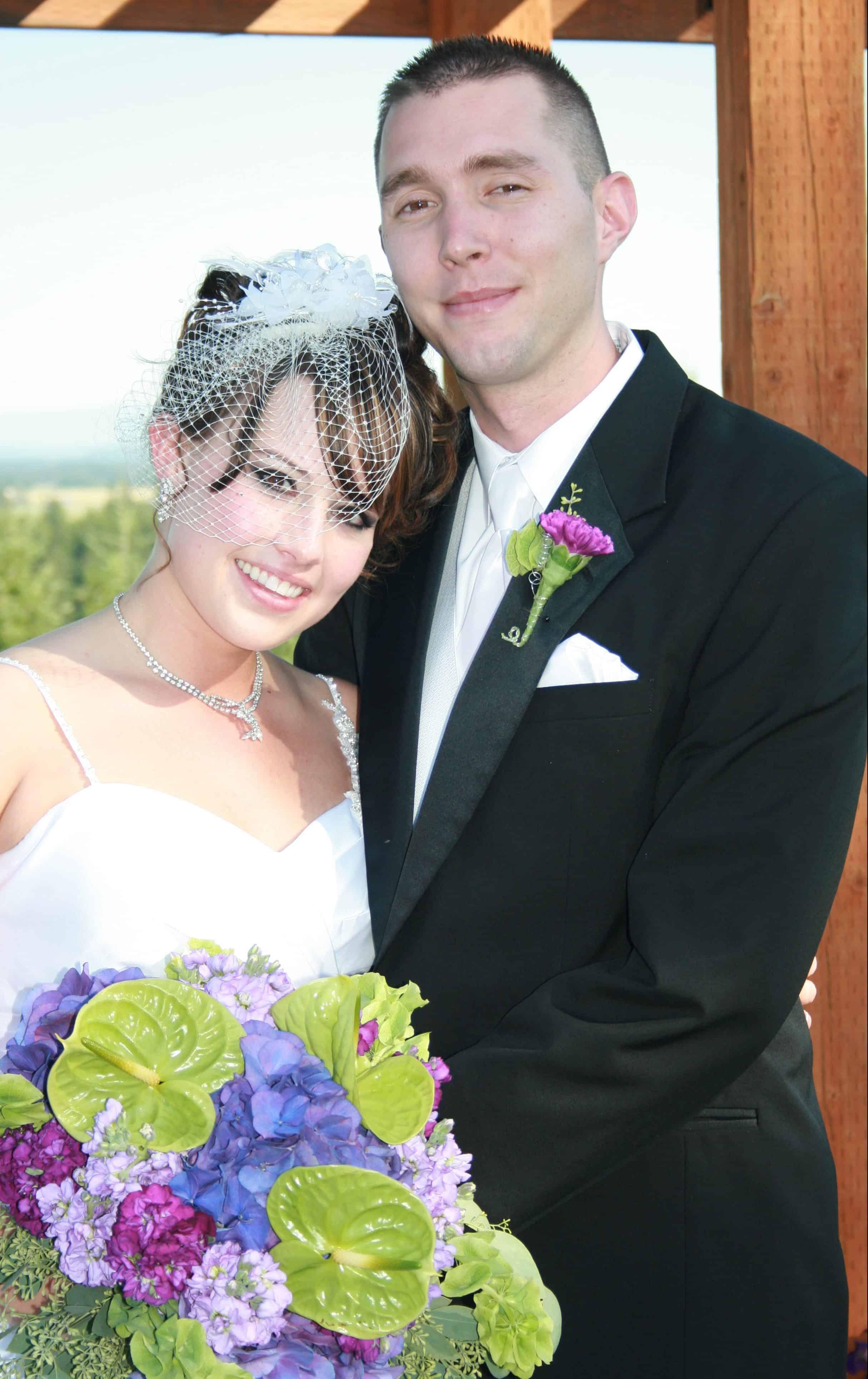 Travis and Eryn 2010