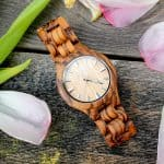 It's Time for Spring Fashion! JORD Wood Watch Review & Giveaway!
