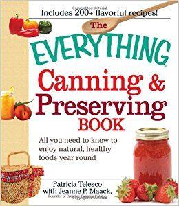 canning, spring gardening
