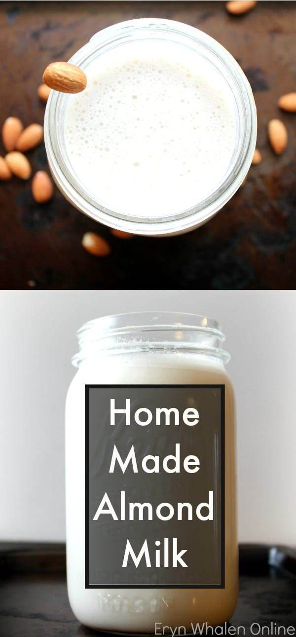 almond milk, home made almond milk. diy almond milk. almonds, milk, nut milk, almond milk recipe