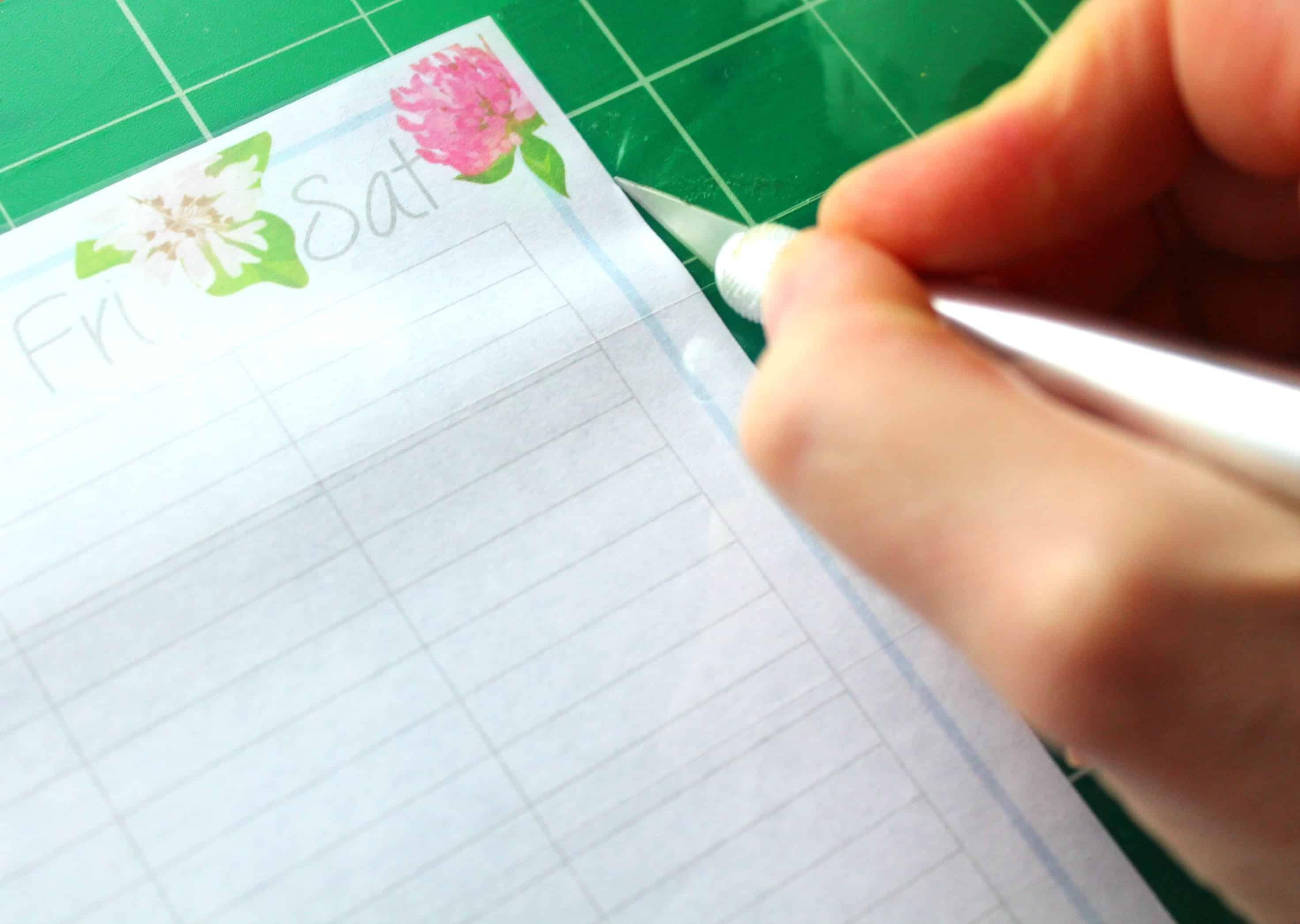 planner, printable