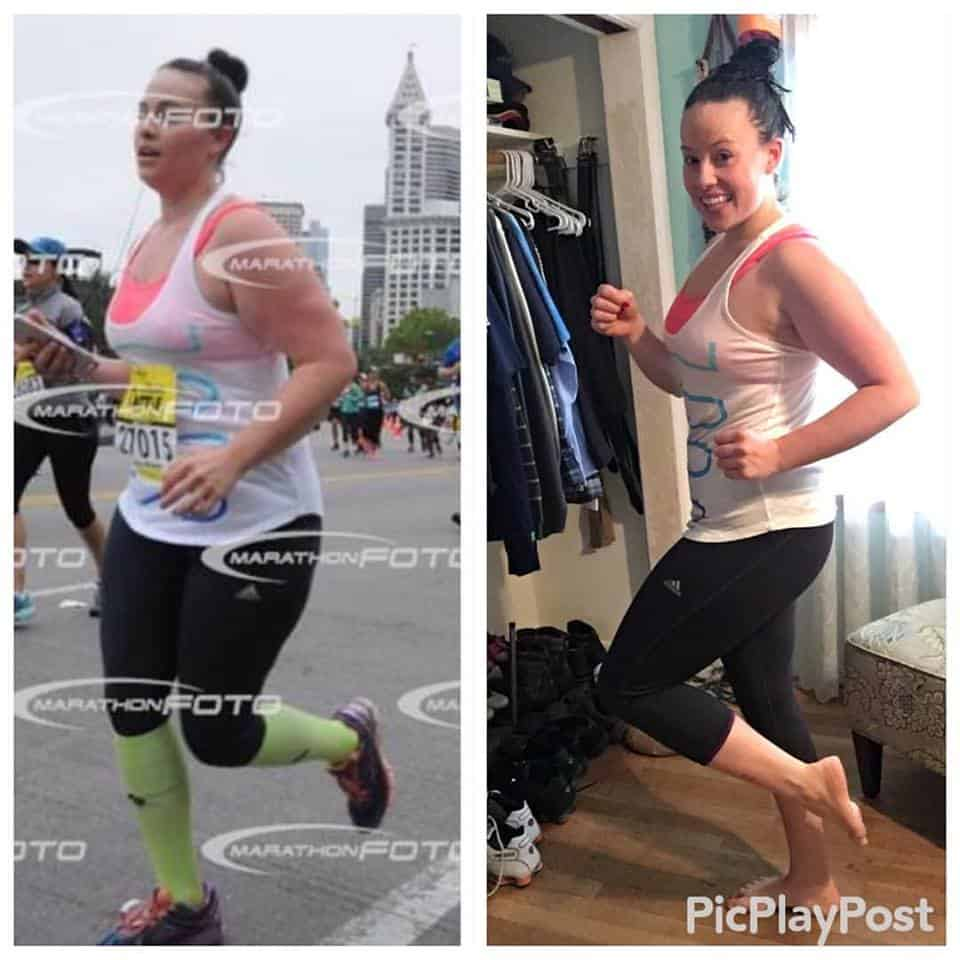 running mom, weight loss, training for a marathon, marathon mama