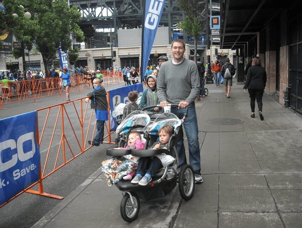 Seattle Rock N Roll marathon, seattle, running mom, moms who run, marathon mama, runner, run