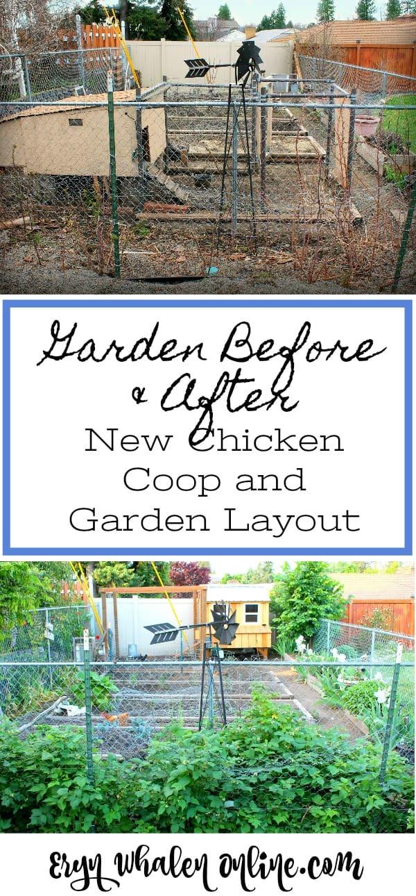 Garden, Gardening, Chicken Coop, Chicken Coop Designs, Garden Layout, Garden  Before