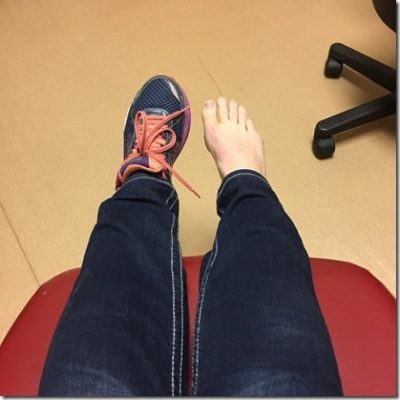 Morton's Neuroma and a Cortisone Injection