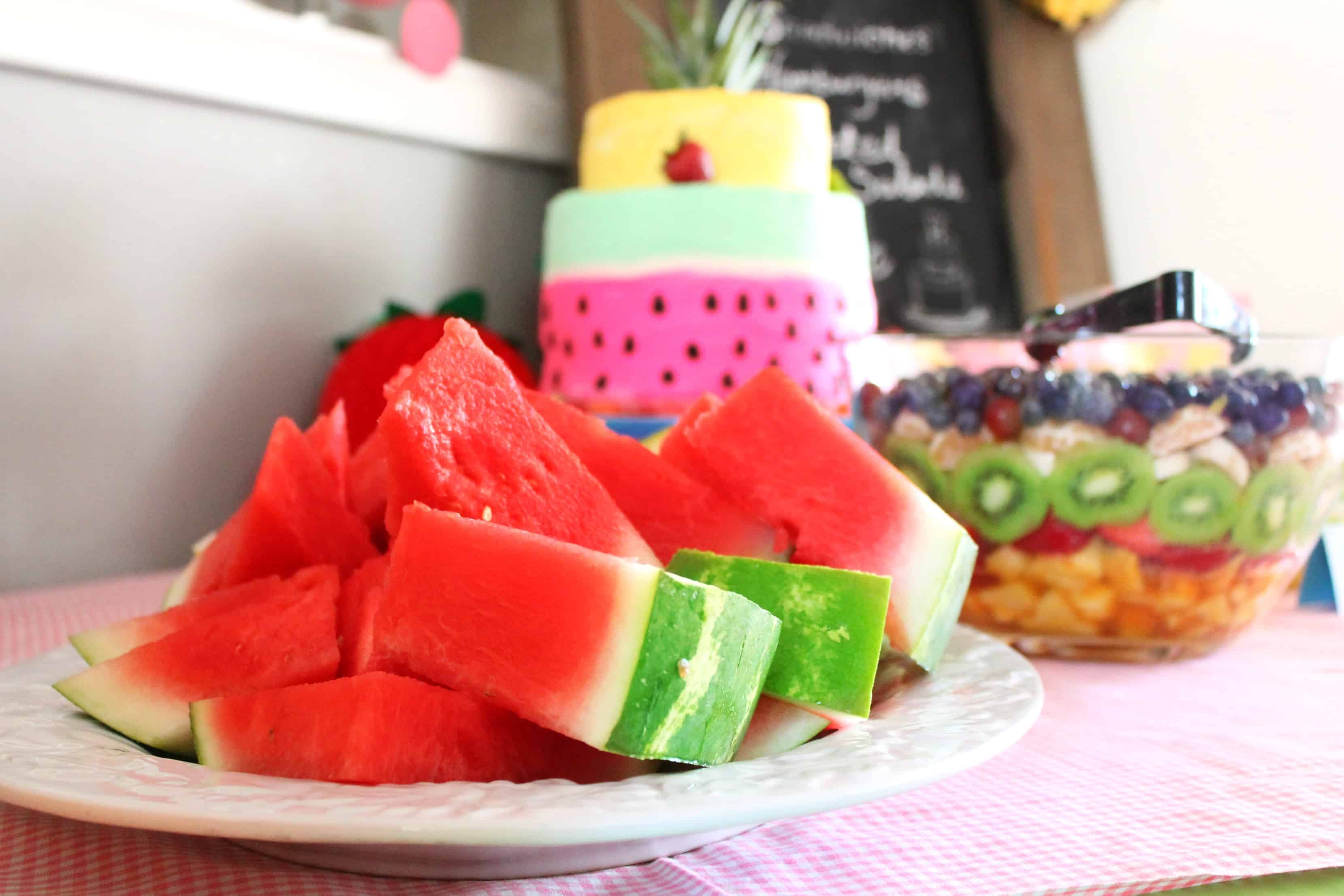 Two-tti fruity birthday, birthday theme, two year old birthday, girls birthday, summer birthday, fruit, fruity, tootie fruity, birthday party, birthday,