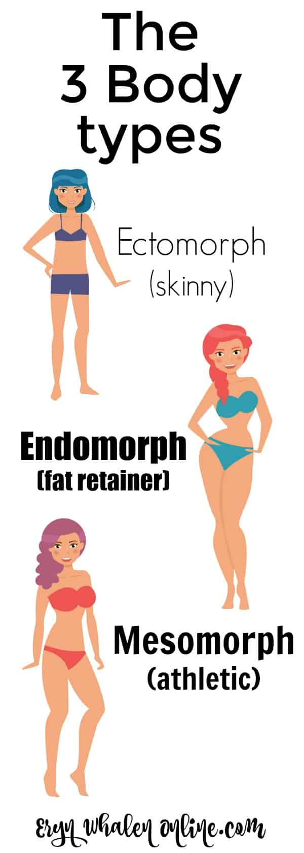 Learning My Body Type The Endomorph Aka Fat Retainer Endomorphs play the game of weight loss on extreme difficulty. eryn whalen online