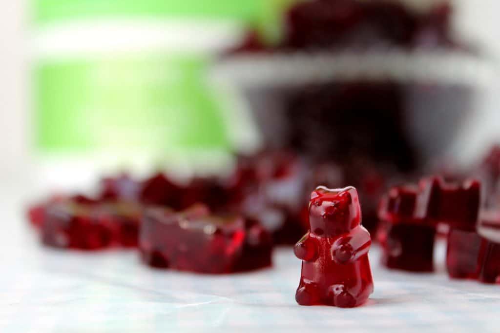Immune Boosting Yummy Gummy Bears