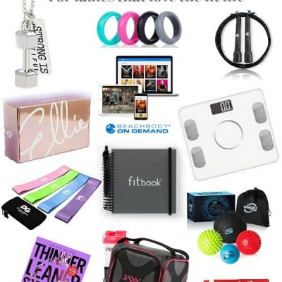 Fit Mom Christmas Gift Guide: Unique gifts for the moms that love to workout