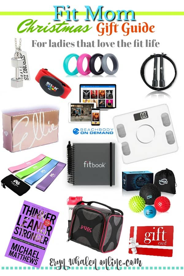 Fit Mom Christmas Gift Guide: Unique gifts for the moms that love to workout, fitmass, gift guide, fitness gift guide, mom gift guide,