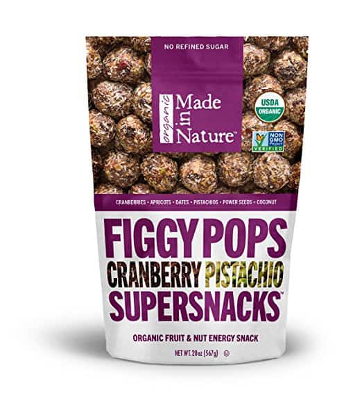 whole30 snack ideas, whole30 snacks, figgy pops,