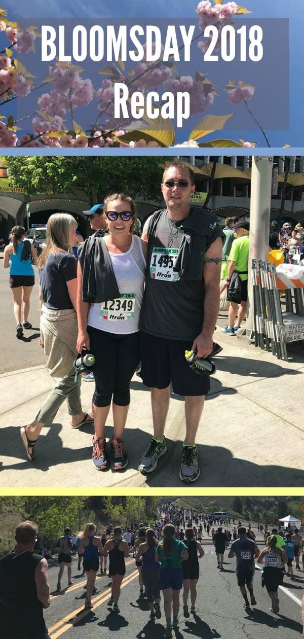Bloomsday, 12k, race recap, 12k training, spokane wa,