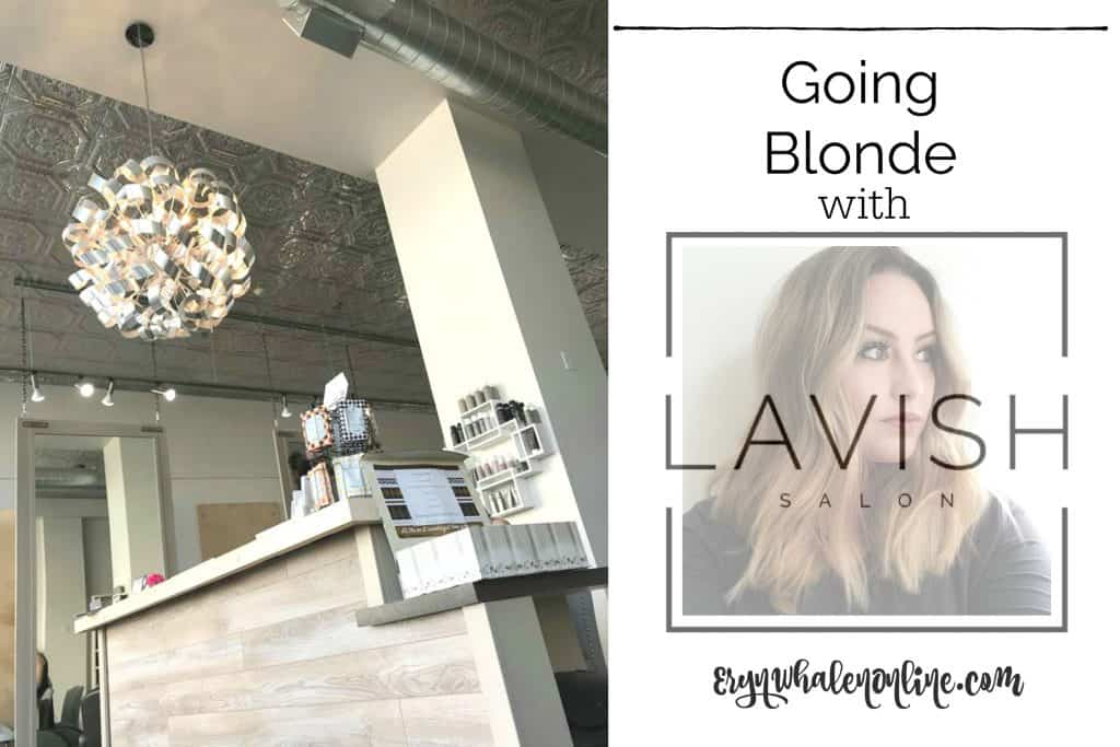 Going Blonde with Brooke from Lavish Salon, Spokane WA
