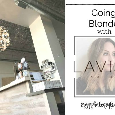 Going Blonde with Brooke from Lavish Salon, Spokane WA