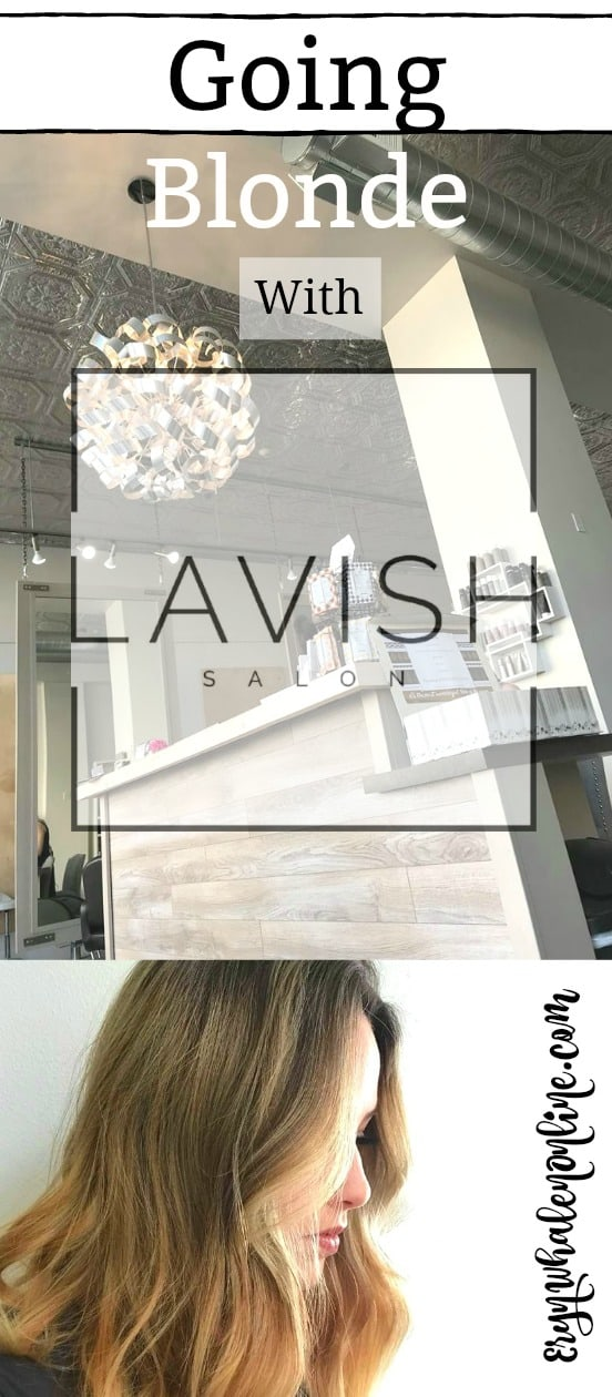 Blonde, Going blonde, how to go blonde, lavish salon, spokane wa, spokane beauty