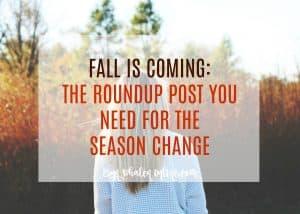 Fall roundup post