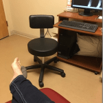 Possible diagnosis for my right foot: Morton's Neuroma