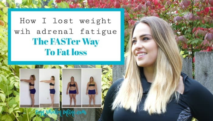 Adrenal fatigue and weight loss resistance. How I finally achieved success.
