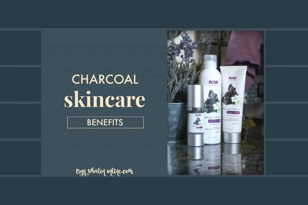 Charcoal Skincare: The benefits of charcoal for your skin
