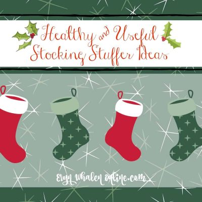 Healthy & Useful Stocking Stuffer Ideas