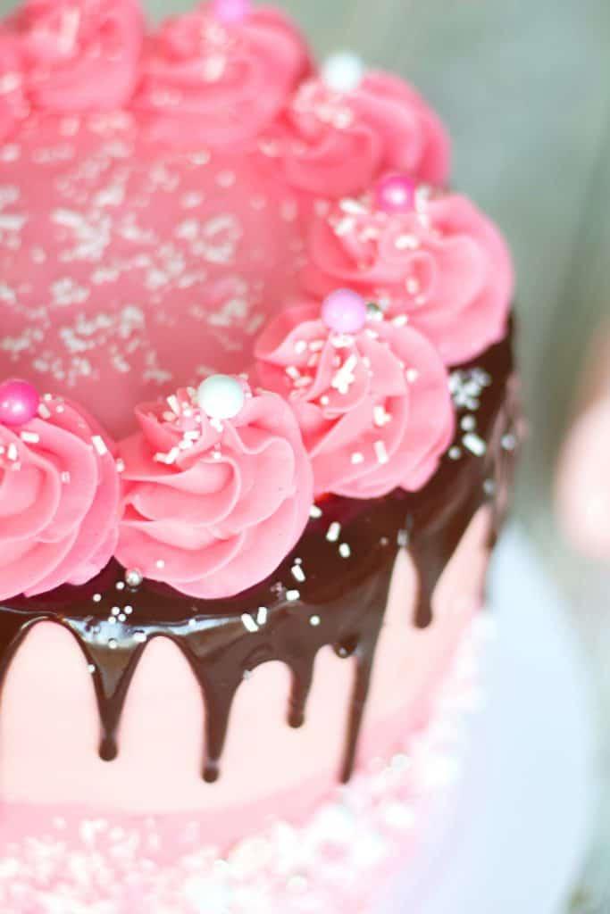 Valentines Cake tutorial