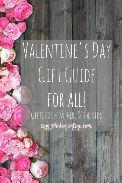 Valentine's Day Gift Guide, Valentine's Day, Valentines gifts,