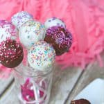 Cake Pop how to tutorial