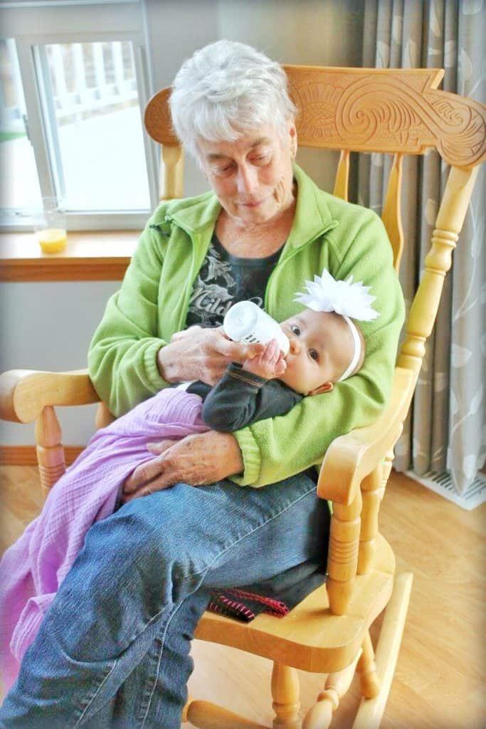 Grandma Judy, grief,