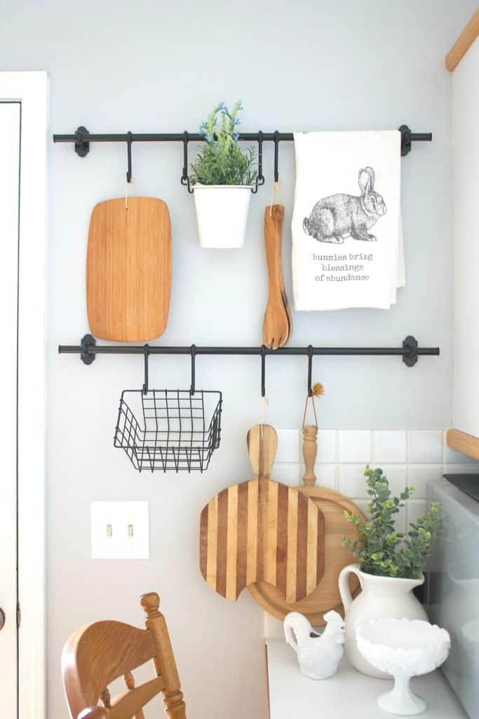 IKEA FINTORP hanging system: Installation & decorating