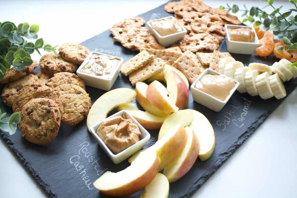 The Nut Butter board you need at your next get together