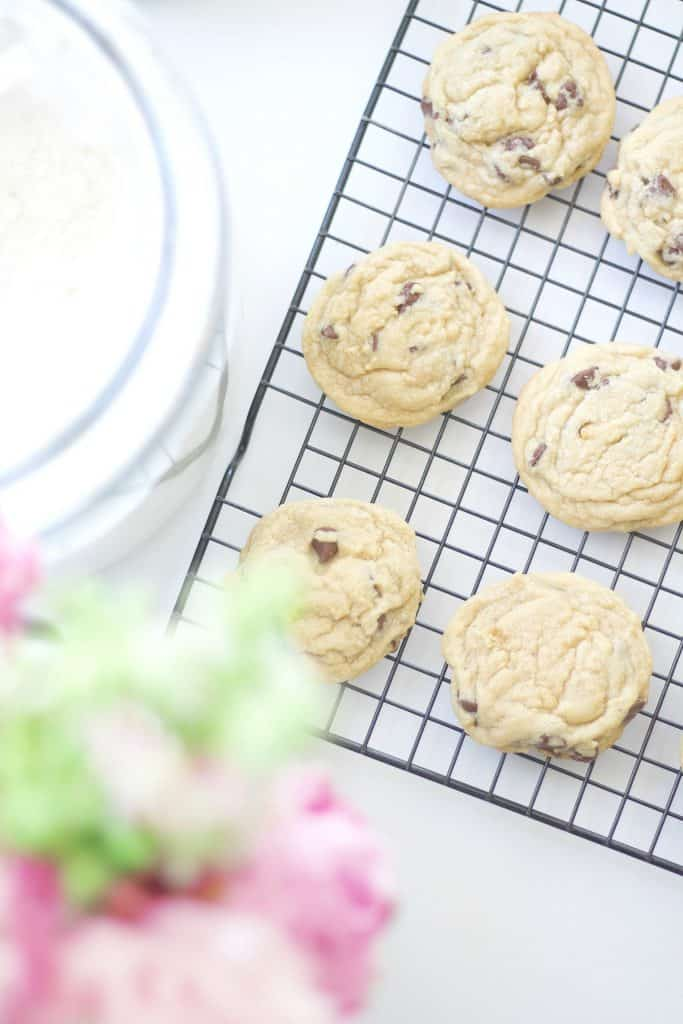 The best chocolate chip cookie recipe. Tried and true.