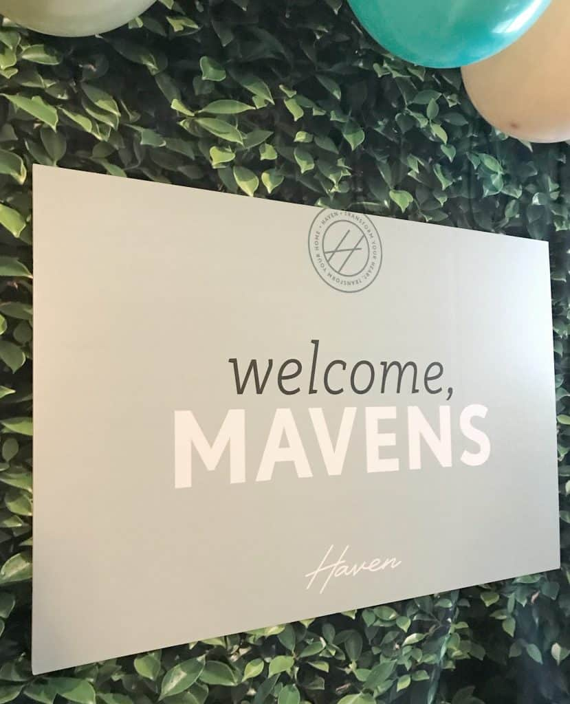 Haven conference: How to get the most from Haven. Pitching brands and making lifelong blogger friends.