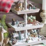 Kids Christmas Village | Child Friendly Decor