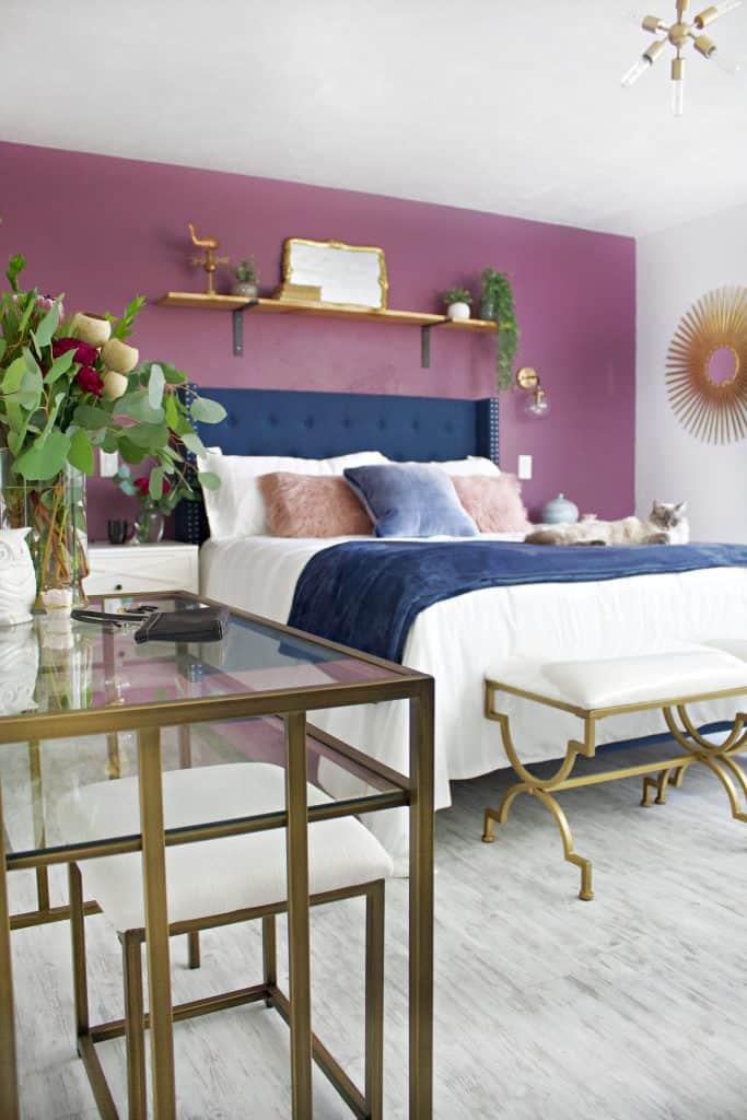 Master Bedroom Overhaul