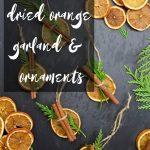 Orange Garland