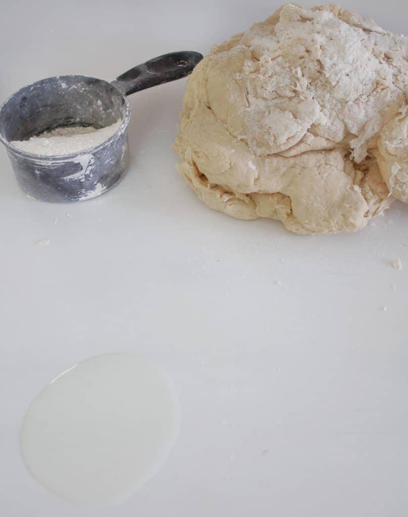 Cinnamon Bread dough