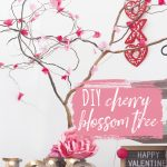 DIY Cherry Blossom Tree or Bouquet