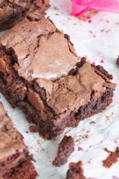 Fudgy Homemade Best Brownies