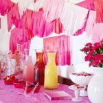 Valentine's Mimosa Bar