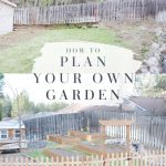 How To Make A Garden Plan that's both Functional and Beautiful