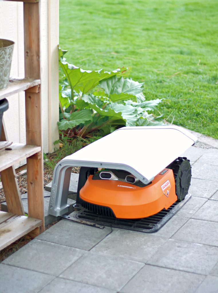 """Ever wonder about the robotic lawnmowers? Well, let me tell you about the WORX Landroid and answer some common questions I get asked about """"Fred"""" our mower!"""