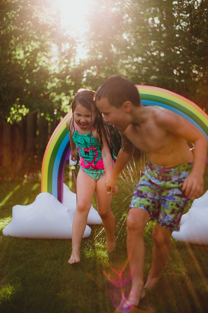 Want the best Amazon Rainbow and Unicorn Sprinklers? Here is the full list of the best Amazon Sprinklers for your backyard fun!