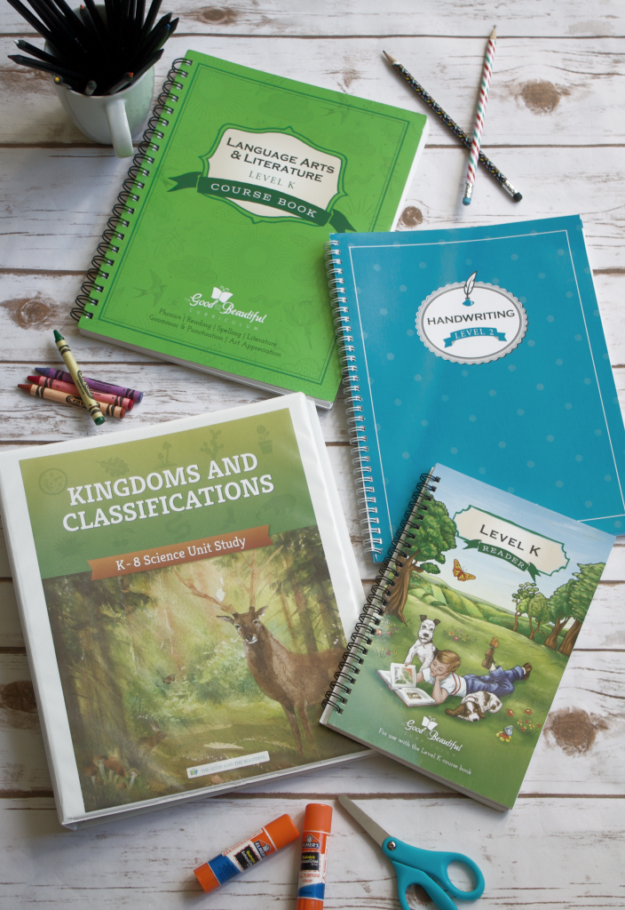 I go into depth with lots of visuals on why we chose our homeschool curriculum. We are using The Good and The Beautiful along with Abeka math, and here's why! #thegoodandthebeautiful #2stgradehomeschoolcurriculum