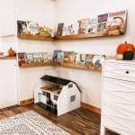 How to Make Children's Book Shelves for a Book Nook