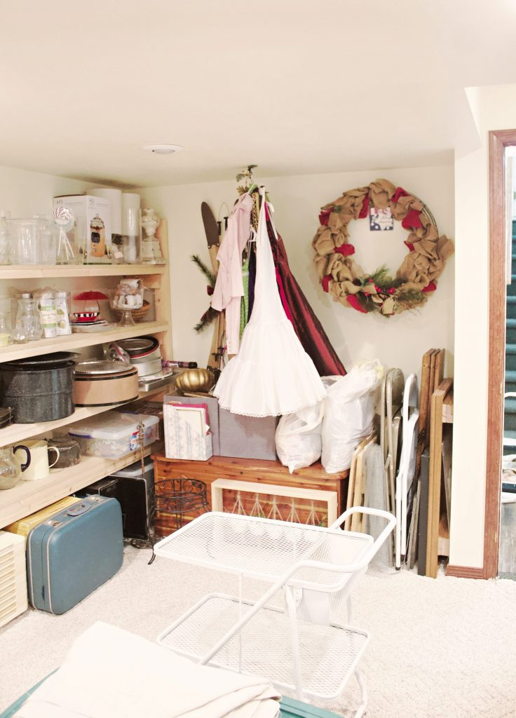 This storage transformation is HUGE, and gives usable tips for you to refresh your space and make it organized and usable.