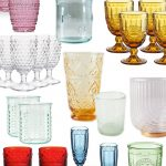 Hobnail and Stained Glass Goblets and Cups | My Favorites