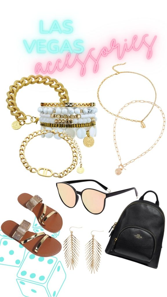 Vegas Accessories - Saturday snippets post