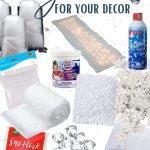 The Full Fake Snow Guide   Where to Buy, How to Make